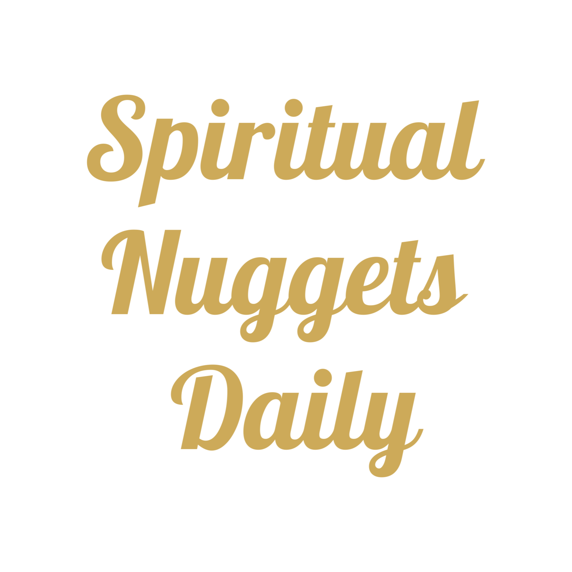 Spiritual Nuggets Daily